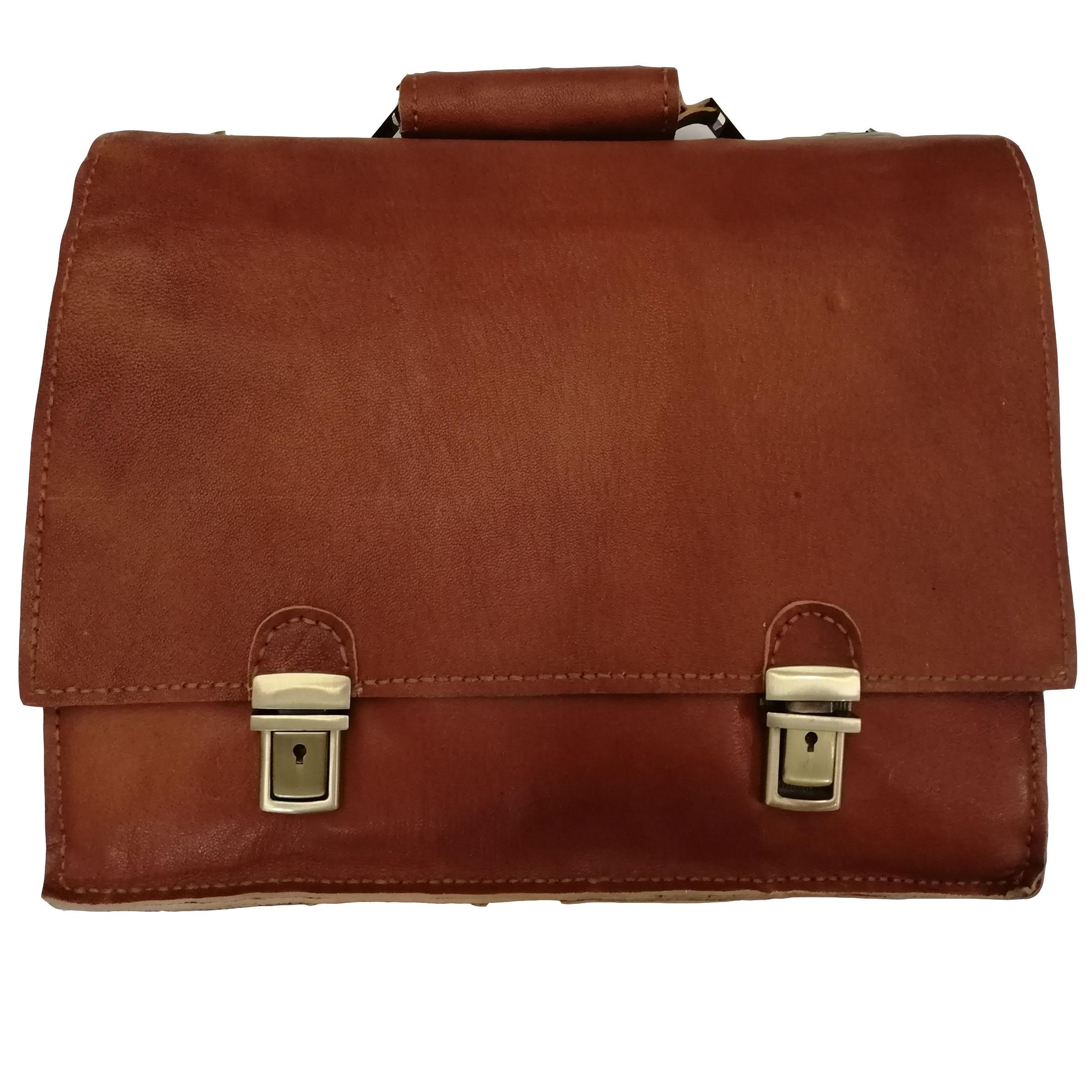 کیف چرمی طرح دیپلمات کد230