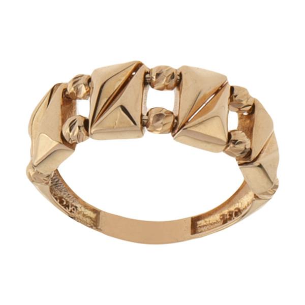 انگشتر طلا 18 عیار زنانه مایا ماهک مدل MR0478