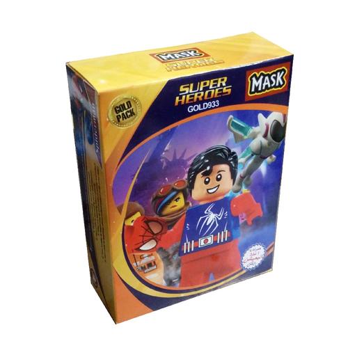 ساختنی ماسک مدل Spiderman