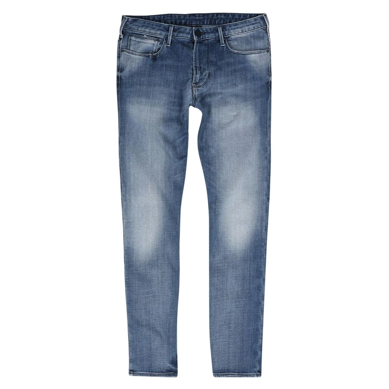 شلوار جین مردانه امپریو آرمانی مدل 3H1J061DD0Z-0942