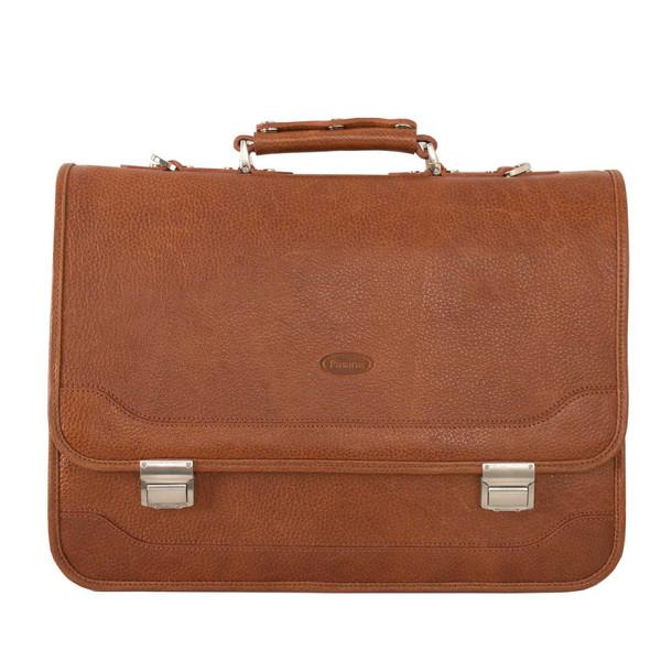 کیف اداری مردانه پارینه چرم مدل l160-1