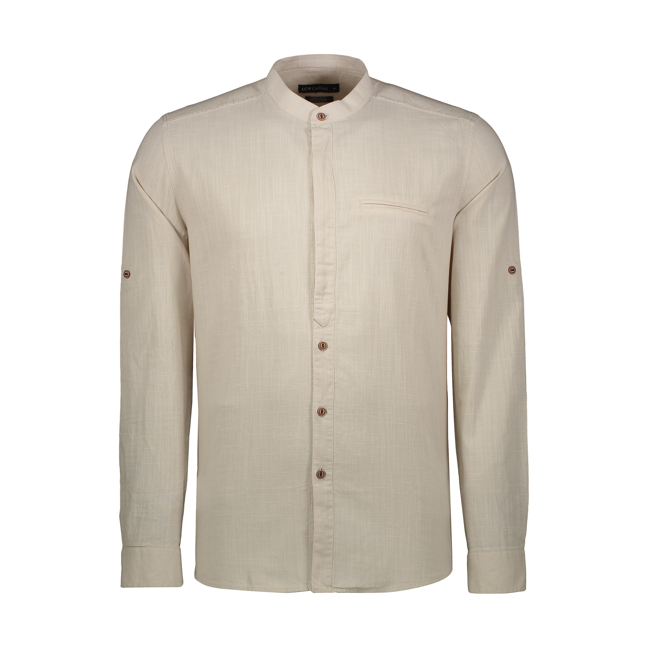 پیراهن مردانه ال سی وایکیکی مدل 7Y2708Z8-HZZ