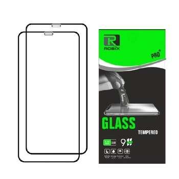 محافظ صفحه نمایش روبیکس مدل FLip1 مناسب برای گوشی موبایل اپل iPhone 11 بسته دو عددی