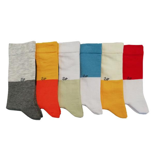 جوراب مردانه ال سون کد 3.PH452 مجموعه 6 عددی