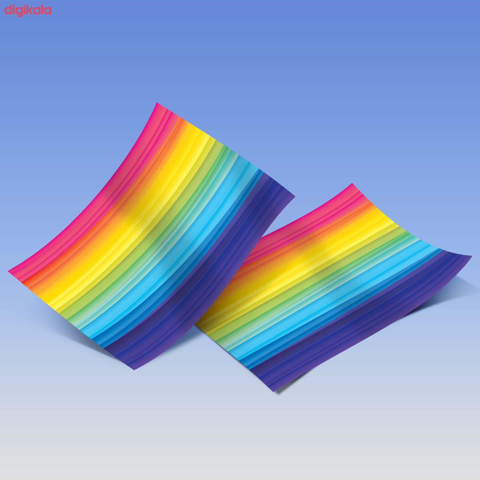 کاغذ رنگی A4 مستر راد مدل رنگارنگ بسته 10 عددی main 1 13