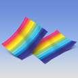 کاغذ رنگی A4 مستر راد مدل رنگارنگ بسته 10 عددی thumb 13