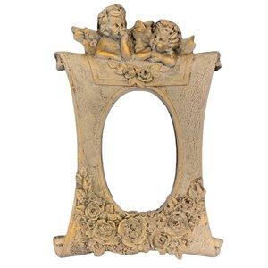 قاب آیینه دست ساز مدل فرشته