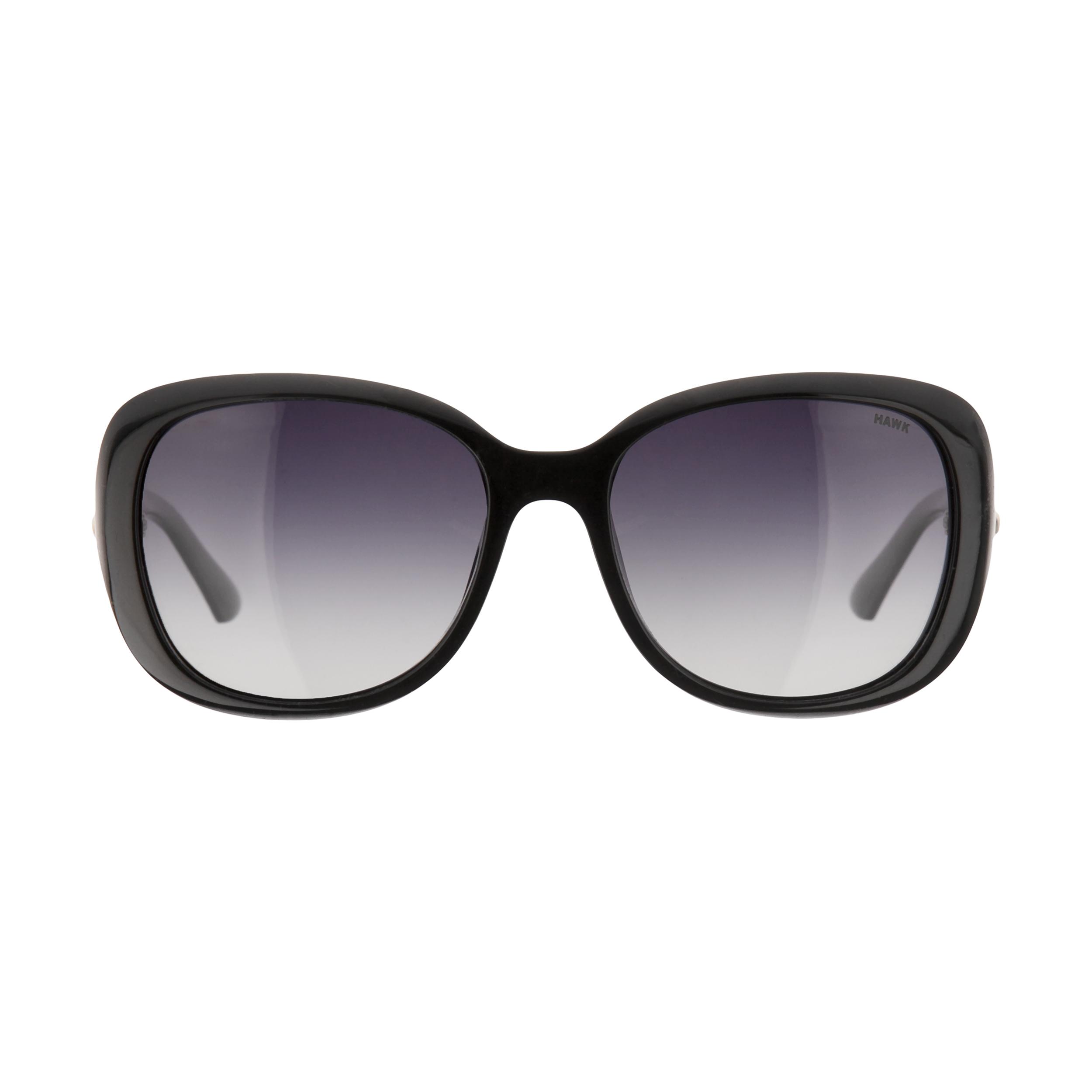 عینک آفتابی زنانه هاوک مدل 1633