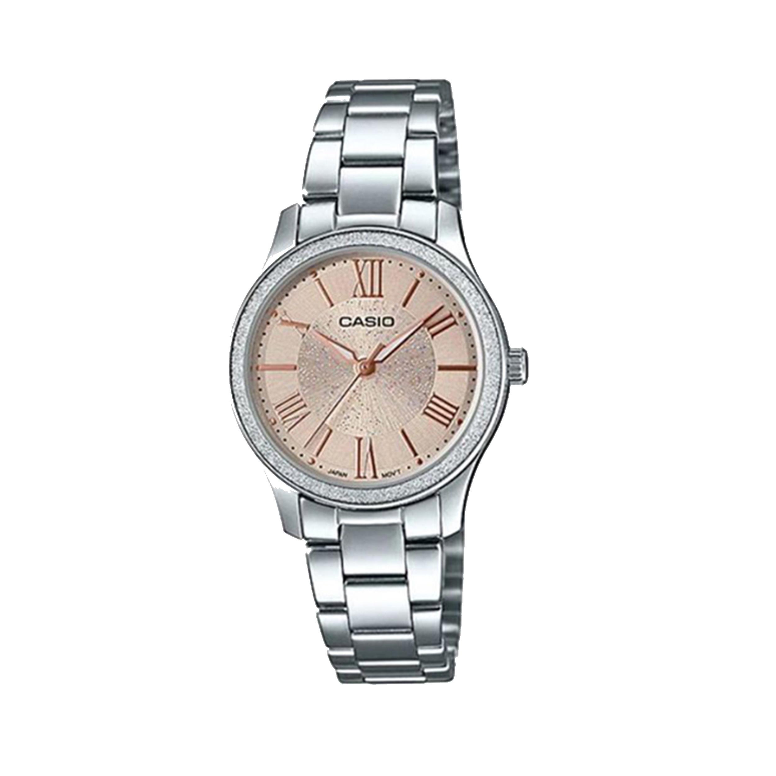 خرید و قیمت                      ساعت مچی  زنانه کاسیو مدل LTP-E164D-9ADF