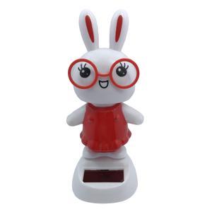 عروسک خورشیدی مدل خرگوش