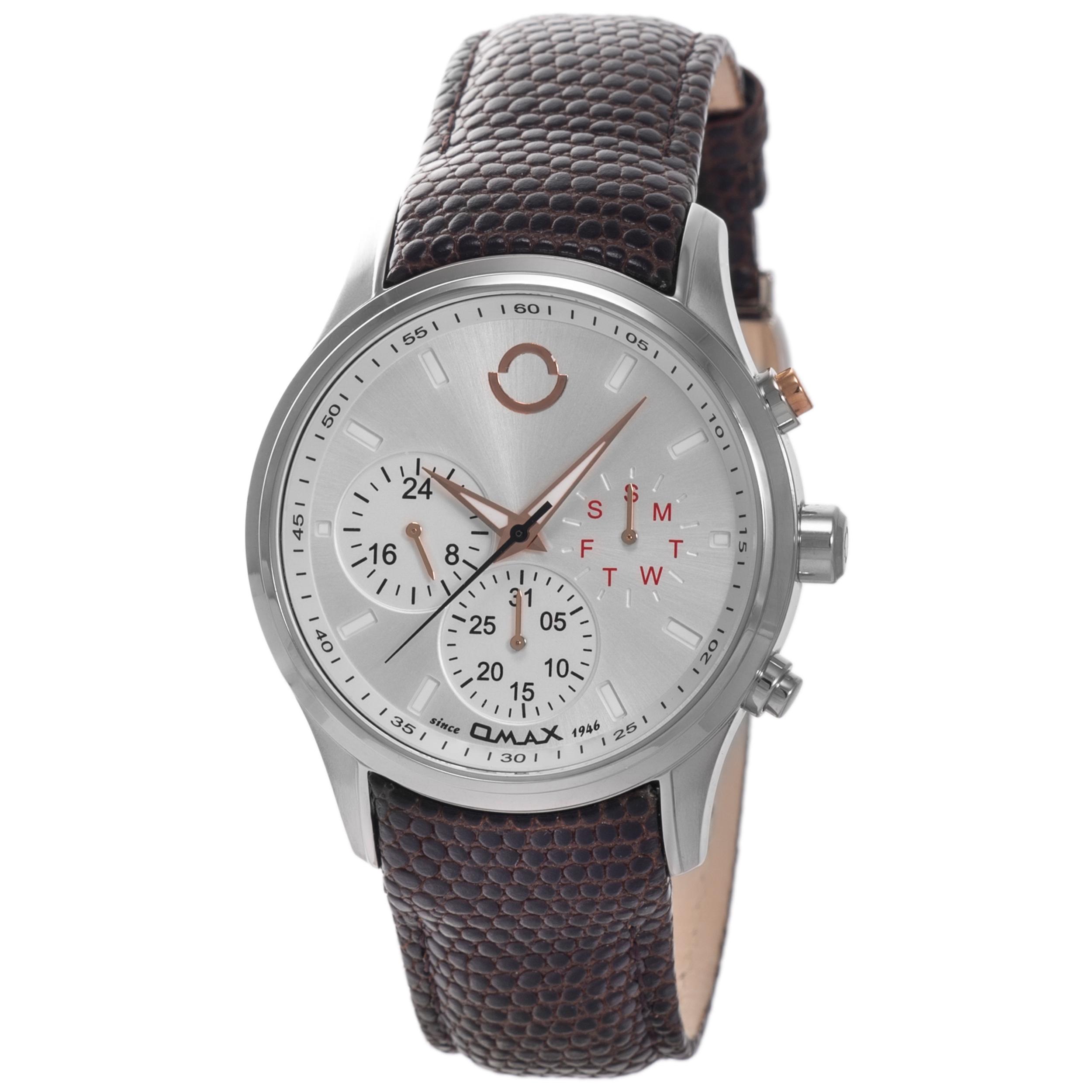 ساعت مچی عقربهای مردانه اوماکس مدل 85SMP65