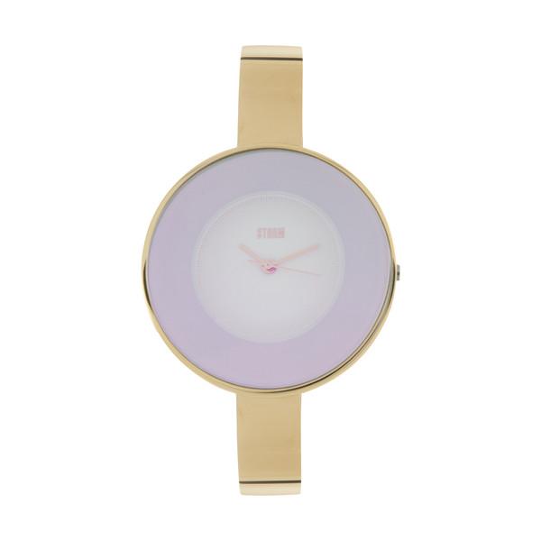 ساعت مچی عقربه ای زنانه استورم مدل ST 47434-GD-IC