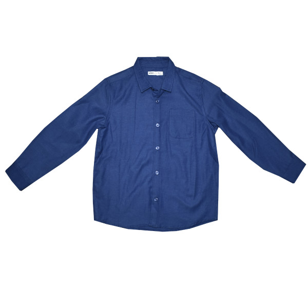 پیراهن آستین بلند پسرانه کوتون مدل ASWE-5151