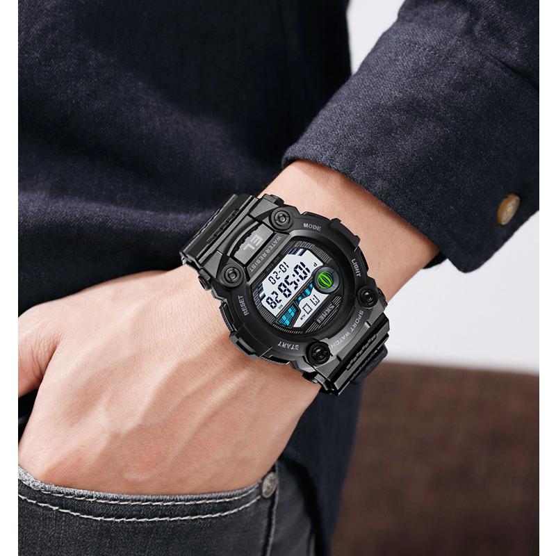 ساعت مچی دیجیتال مردانه اسکمی مدل 1633             قیمت
