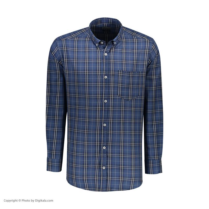 پیراهن آستین بلند مردانه زی مدل 1531345MC