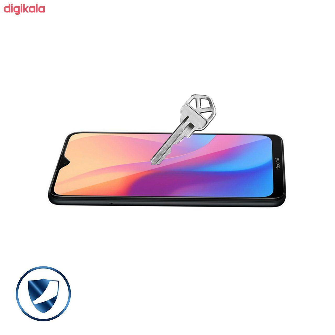 محافظ صفحه نمایش سیحان مدل FG مناسب برای گوشی موبایل شیائومی Redmi 9 main 1 5