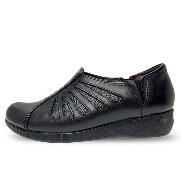 کفش طبی زنانه روشن مدل شاهین کد Z01