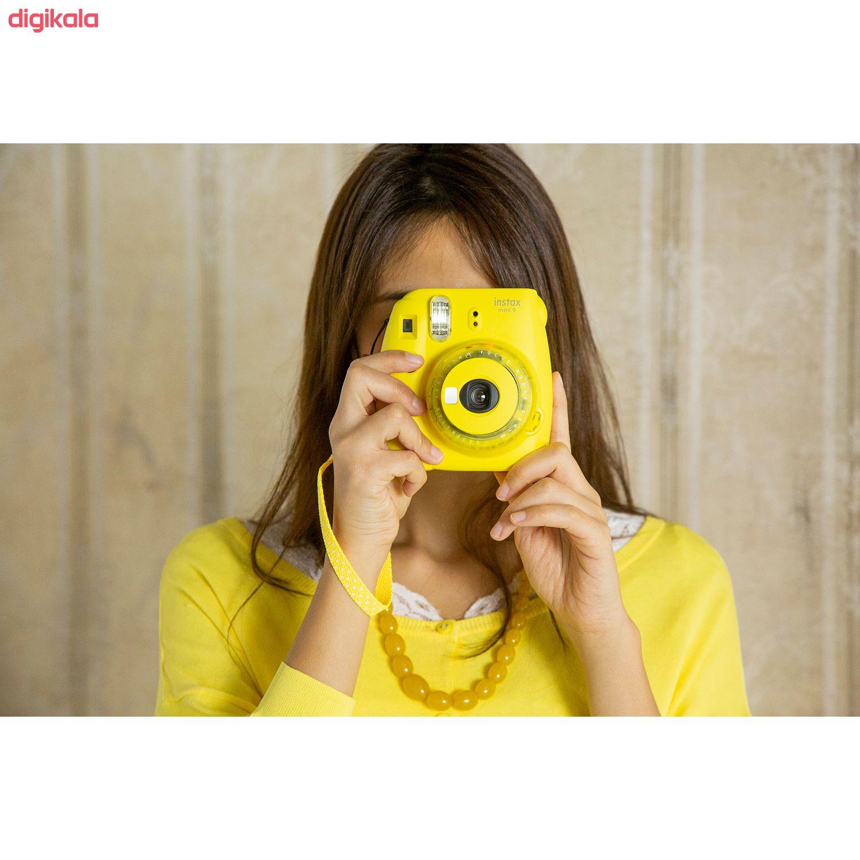 دوربین عکاسی چاپ سریع فوجی فیلم مدل Instax Mini 9 Clear main 1 29
