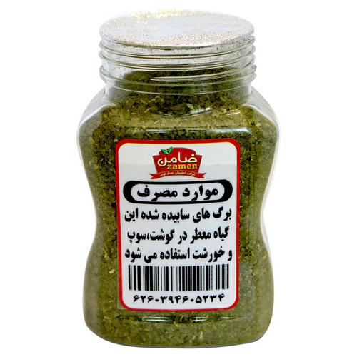 پودر برگ بو ضامن - 100گرم