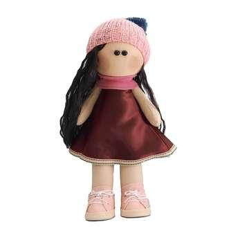 عروسک طرح دختر روسی ارتفاع 40 سانتی متر