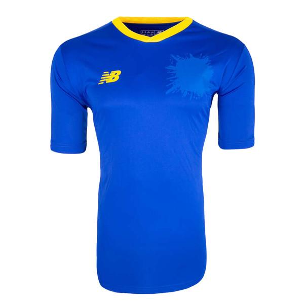 تی شرت ورزشی پسرانه نیو بالانس مدل EJT7033TRY