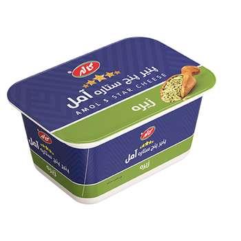 پنیر پنج ستاره آمل زیره - 400گرم