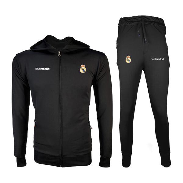 ست سویشرت و شلوار ورزشی مردانه پاتیلوک مدل رئال مادرید کد 400138