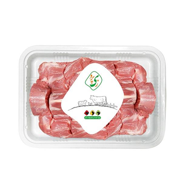 گردن اسلایس گوسفند زی پرو - 1.5 کیلوگرم