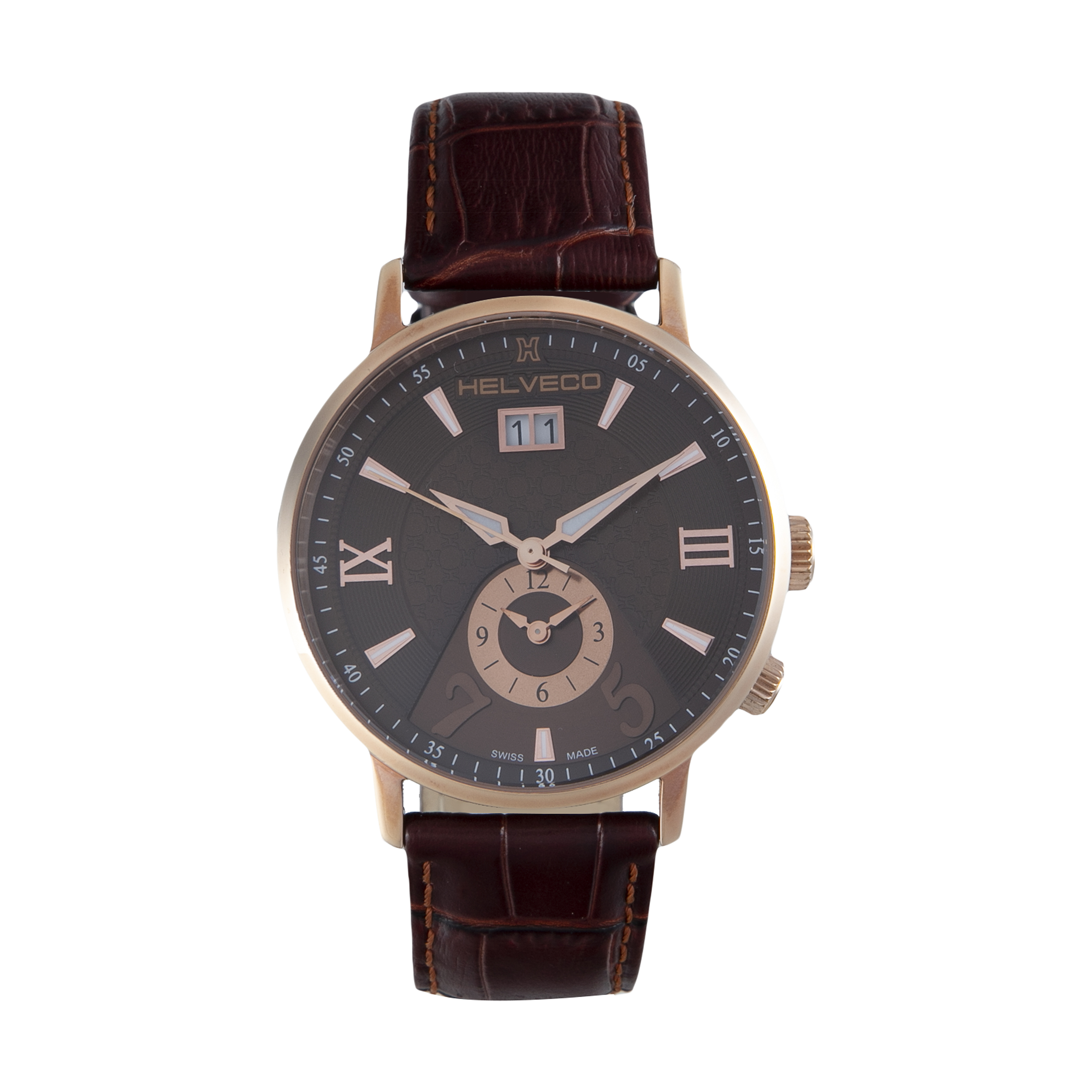 ساعت مچی عقربه ای مردانه هلویکو مدل H27141 MCR