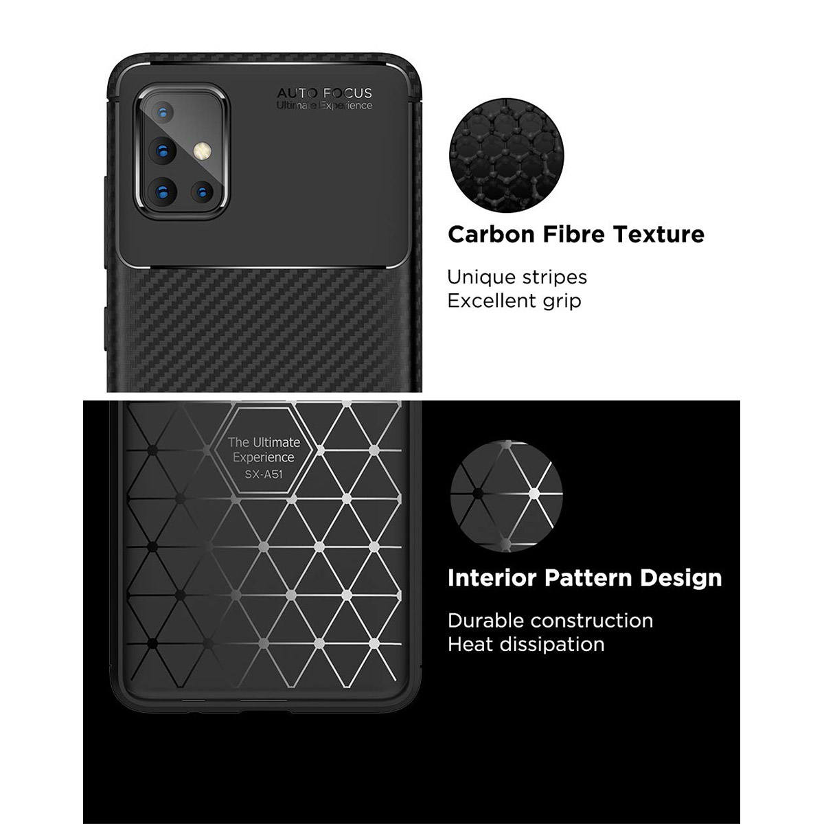 کاور لاین کینگ مدل A21 مناسب برای گوشی موبایل سامسونگ Galaxy A71 thumb 2 21