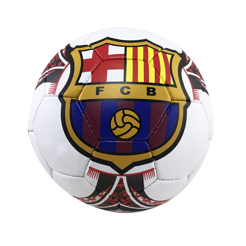 توپ فوتبال طرح بارسلونا مدل 01