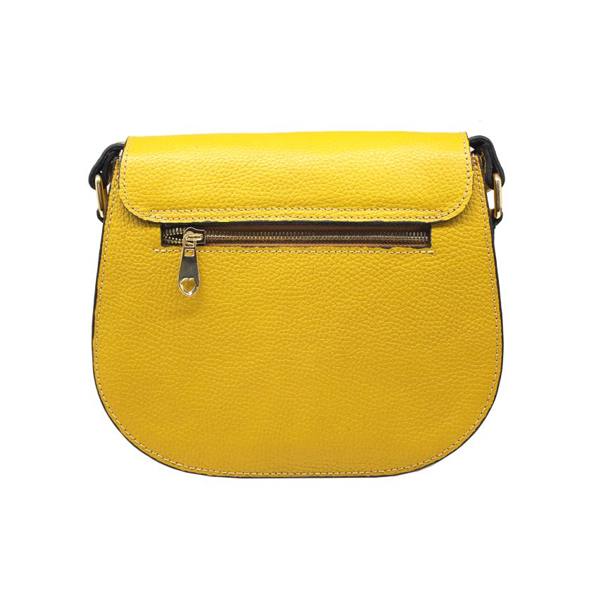 کیف دوشی زنانه چرم آرا مدل d060 -  - 21