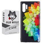 کاور الد ولف مدل nesf barg مناسب برای گوشی موبایل سامسونگ Galaxy Note 10 Plus