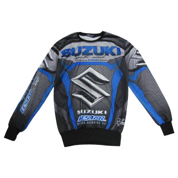 لباس موتورسواری مدل SZU-WHT غیر اصل