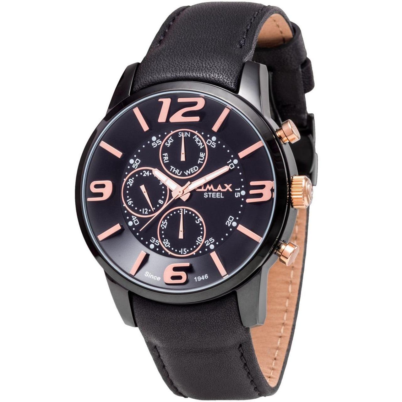 ساعت مچی عقربه ای مردانه اوماکس مدل 22SLM22O