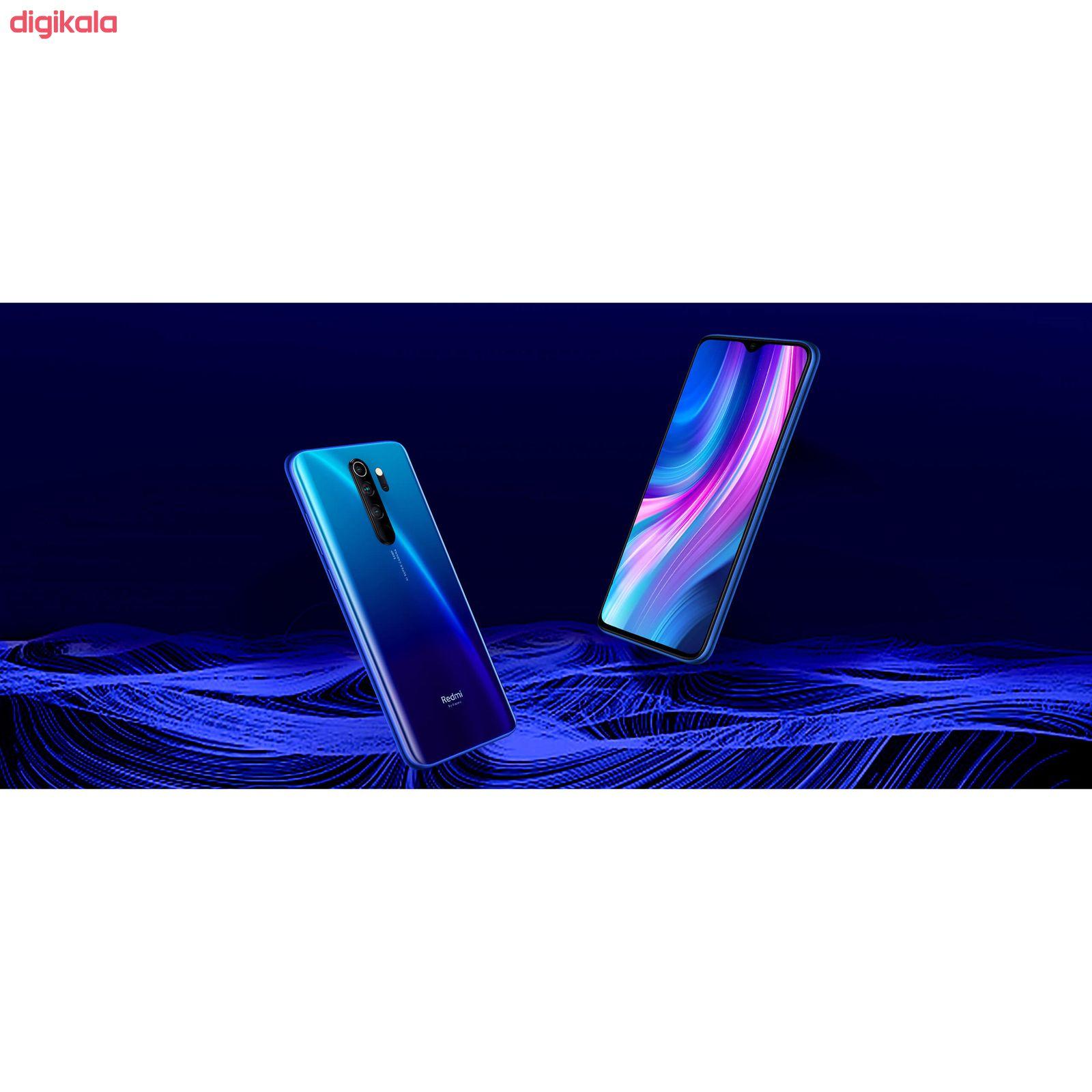 گوشی موبایل شیائومی مدل Redmi Note 8 Pro m1906g7G دو سیم کارت ظرفیت 128 گیگابایت main 1 35