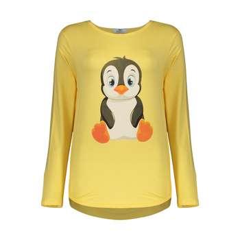 تی شرت زنانه مون مدل 163120619