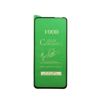 محافظ صفحه نمایش سرامیکی مدل FLCRG01me مناسب برای گوشی موبایل شیائومی Redmi Note 9