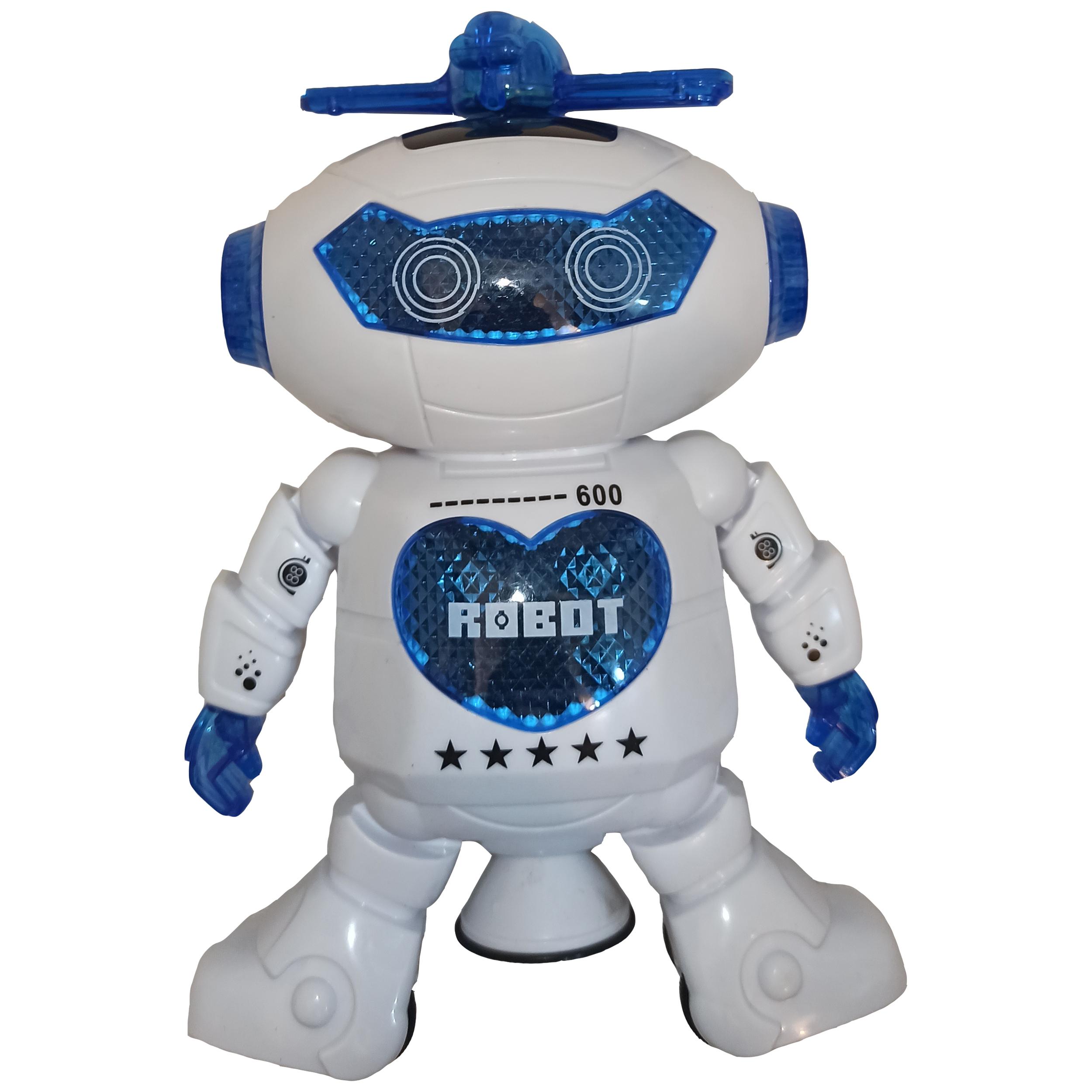 اسباب بازی مدل ربات کد 1091