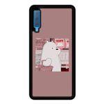 کاور آکام مدل Aasev2871 مناسب برای گوشی موبایل سامسونگ Galaxy A7 2018