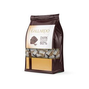 شکلات تلخ 60 درصد گالاردو فرمند مقدار 330 گرم
