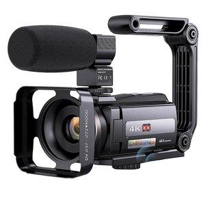 دوربین فیلم برداری مدل 48MP 60FPS with IR Night Vision