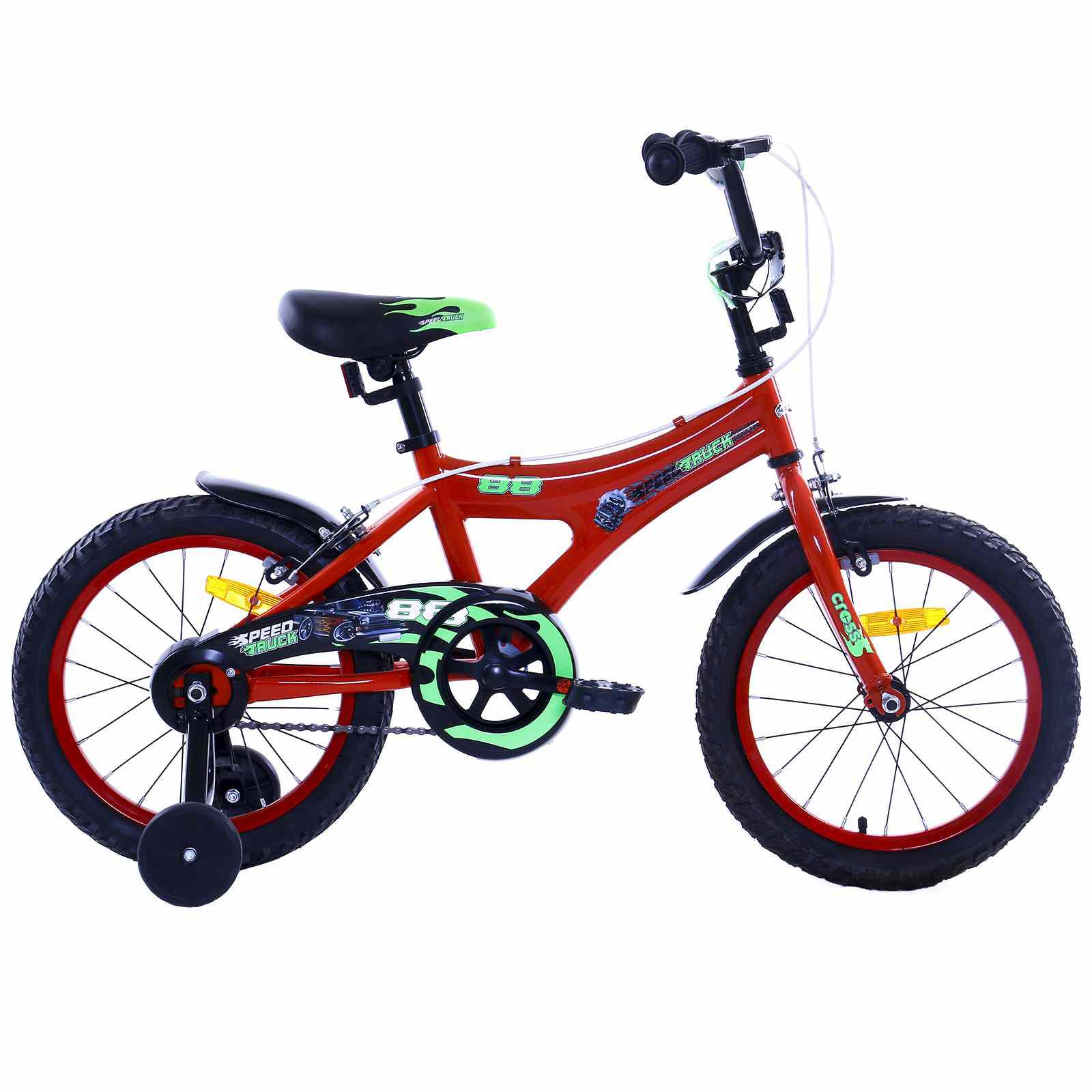 دوچرخه کوهستان کراس مدل SPEEDTRUCK سایز 16