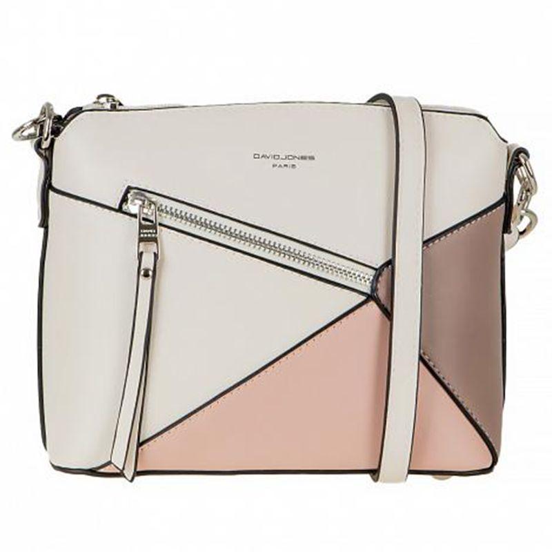 کیف رو دوشی زنانه دیوید جونز مدل 6294-1 -  - 3