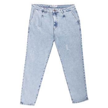 شلوار جین زنانه زیبو مدل 04022-BLUE