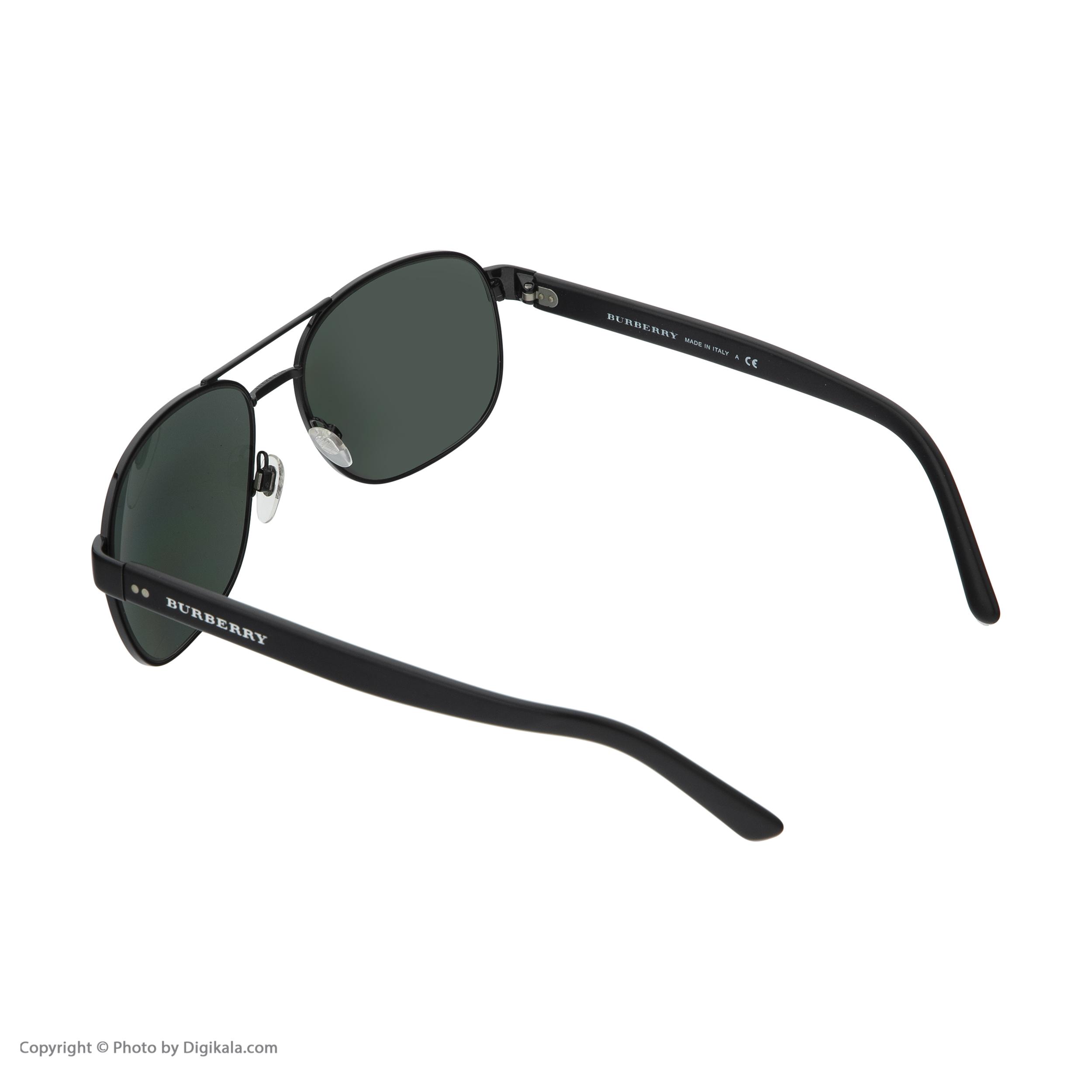 عینک آفتابی زنانه بربری مدل BE 3083S 10015U 59 -  - 6