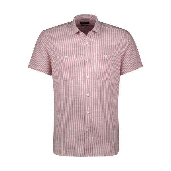 پیراهن مردانه ال سی وایکیکی مدل 8SD320Z8-LET