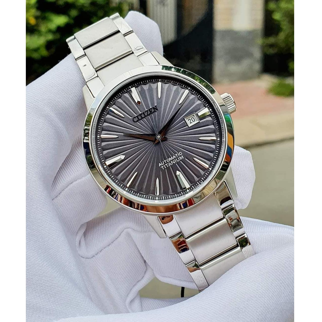 ساعت مچی عقربهای مردانه سیتی زن مدل NJ2180-89H