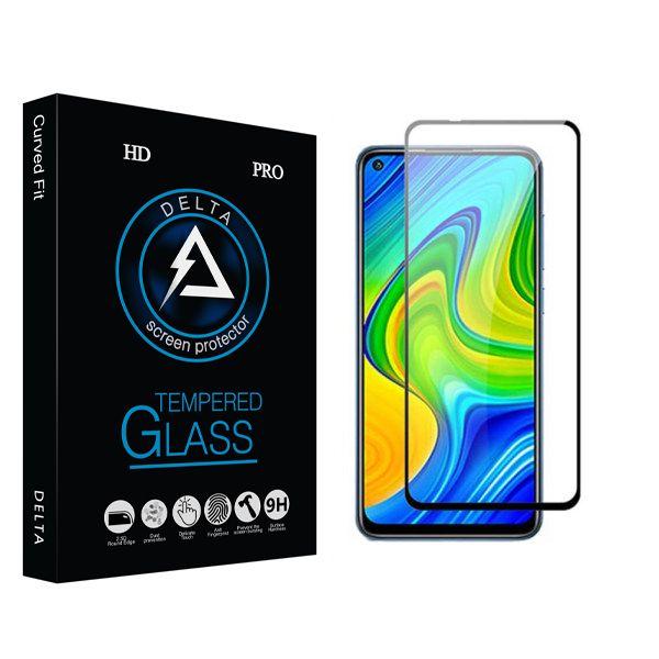 محافظ صفحه نمایش مات دلتا مدل HD مناسب برای گوشی موبایل شیاومی Note 9