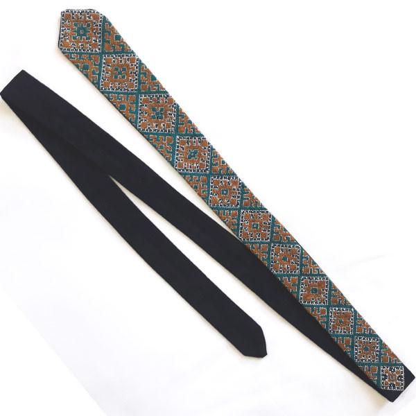 کراوات دست دوز زنانه مدل HODA001CC